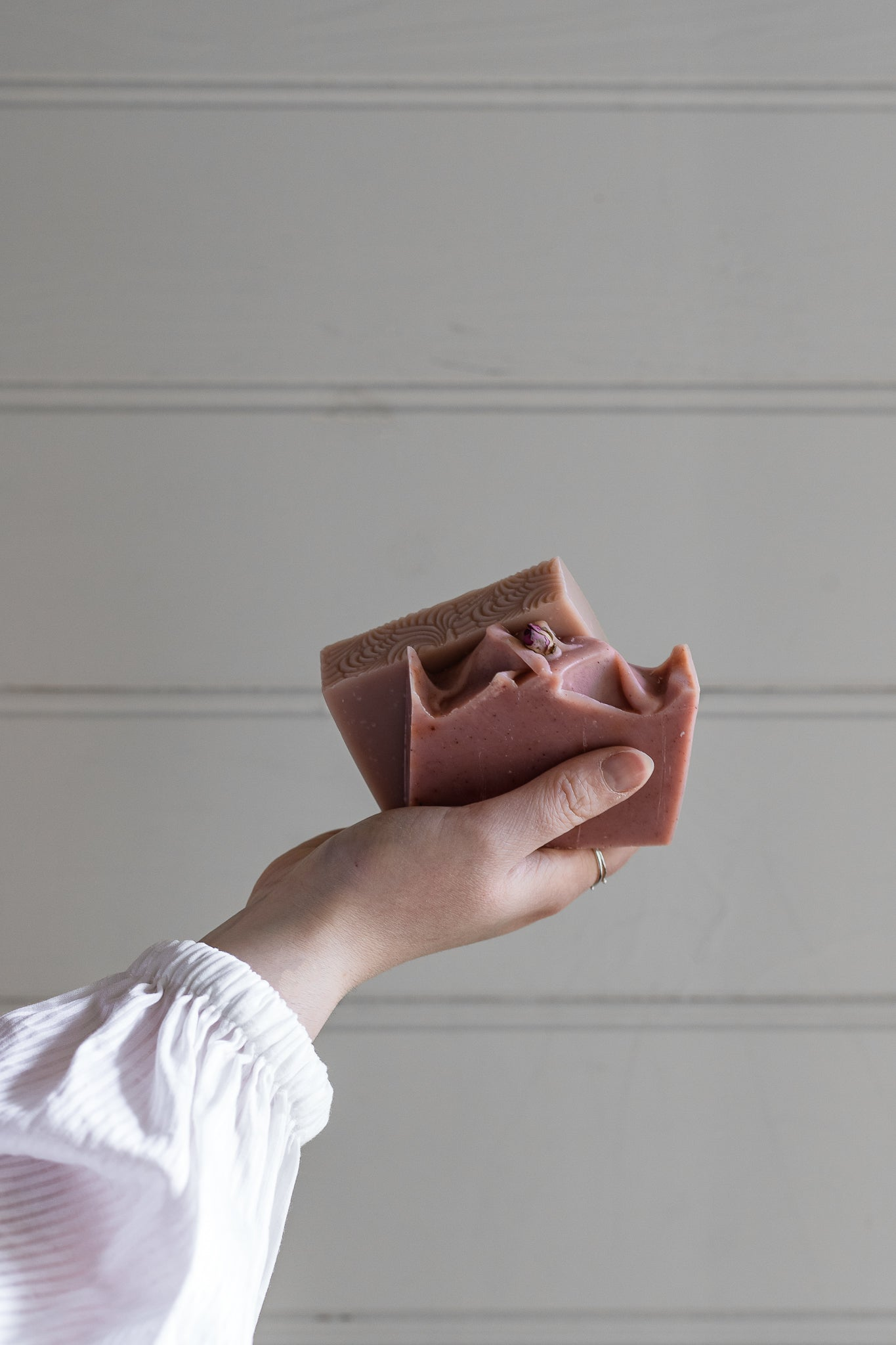 French Pink Clay Soap