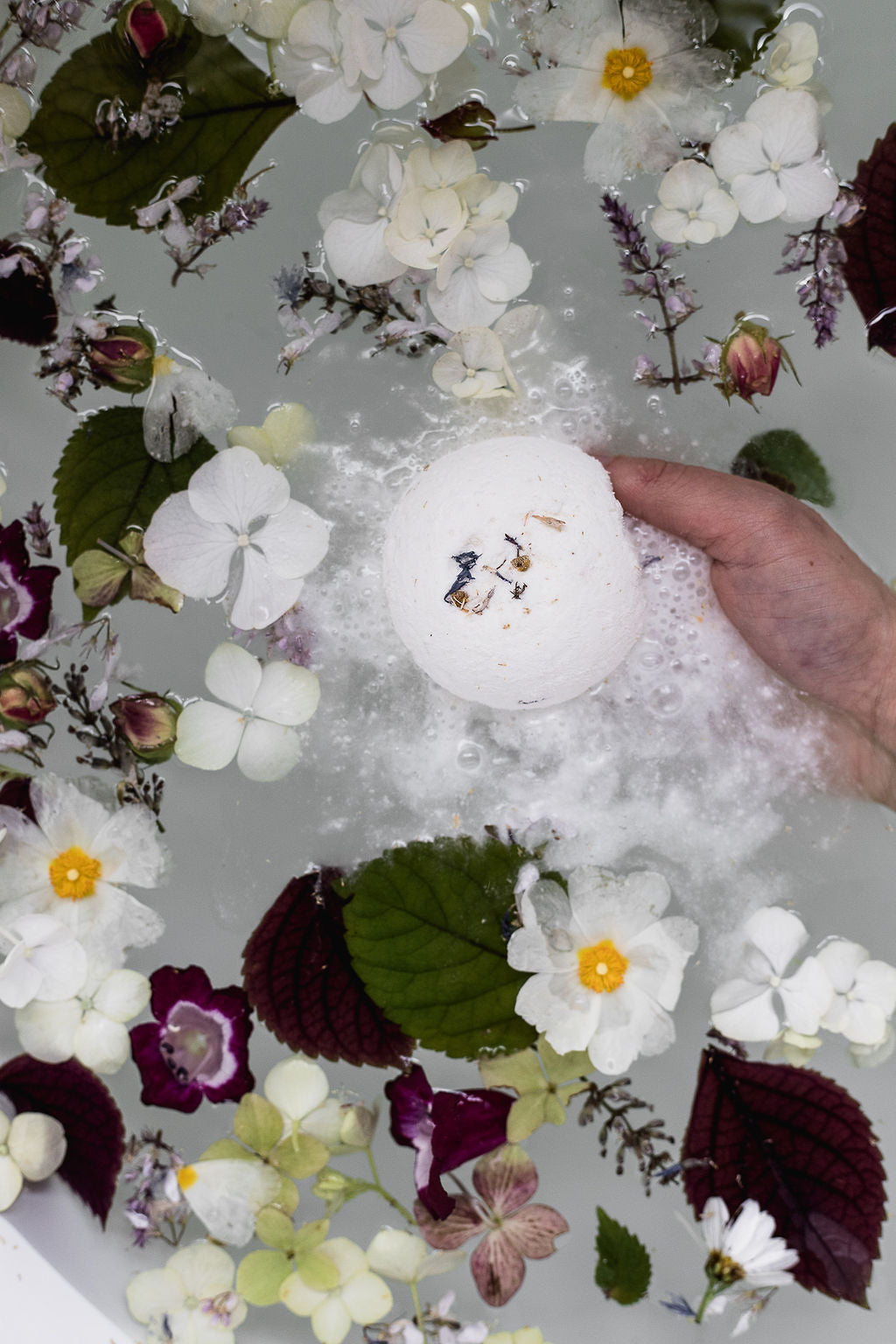 'Peace' Bath Bomb by Urthly Organics