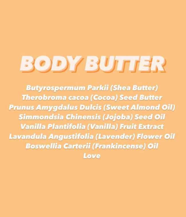 Made By Mars Nourishing Body Butter