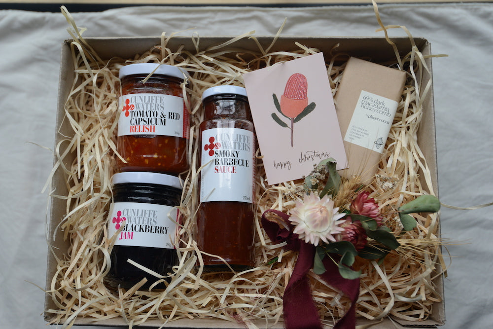 Christmas Foodie Hamper