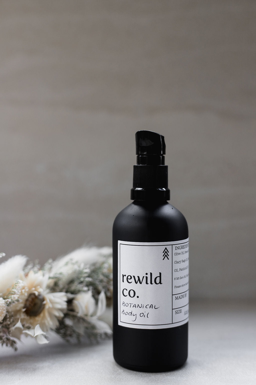 Botanical Pure Oil 100ml by Rewild co.