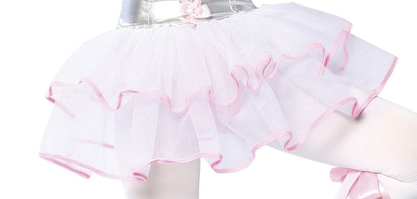 1600 - Double Layered Petticoat