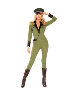 4924 - 1PC MILITARY ARMY BABE