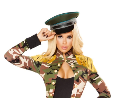 4833 - MILITARY HAT