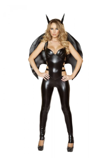 4487 - 2PC BAT COSTUME