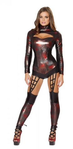 4490 - 1PC WEB SPINNER COSTUME