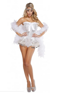4622 - 2PC FLIRTY FLAPPER