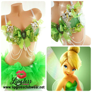 Sexy Adult Tinkerbell Costume
