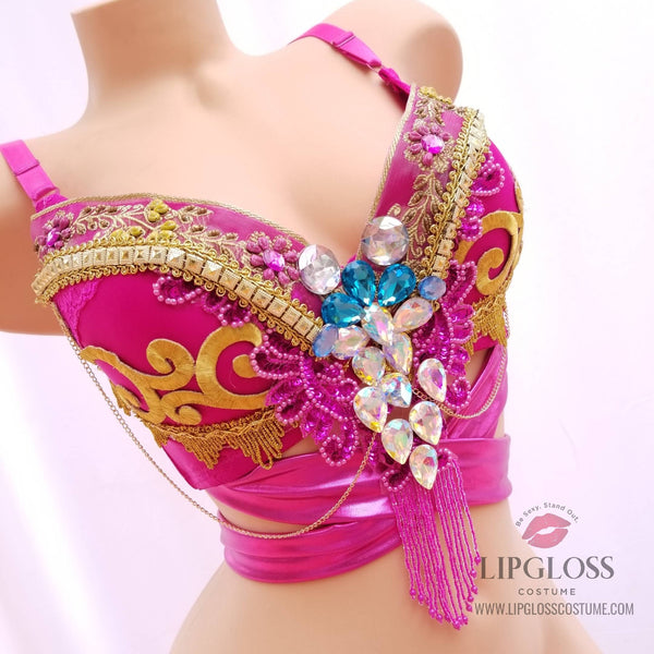 Princess Zelda Custom Bra