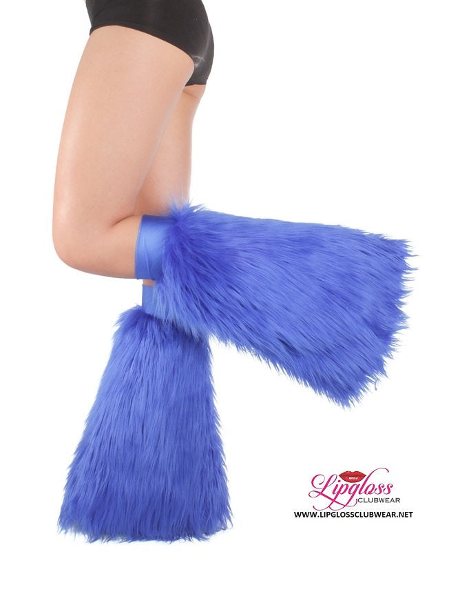Royal Blue Rave Fluffie