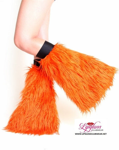 Orange Rave Fluffie