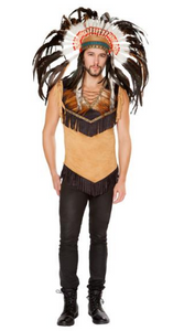 4797 - 1PC MEN'S NATIVE INDIAN