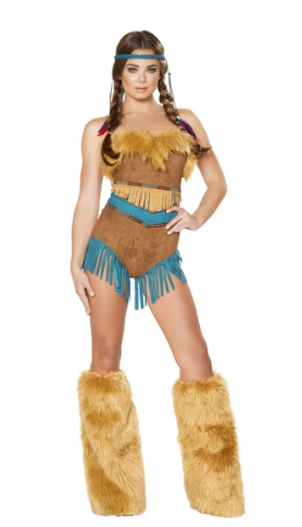4704 - 2PC TRIBAL VIXEN