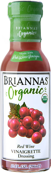 Organic Red Wine Vinaigrette (Pack of 6)