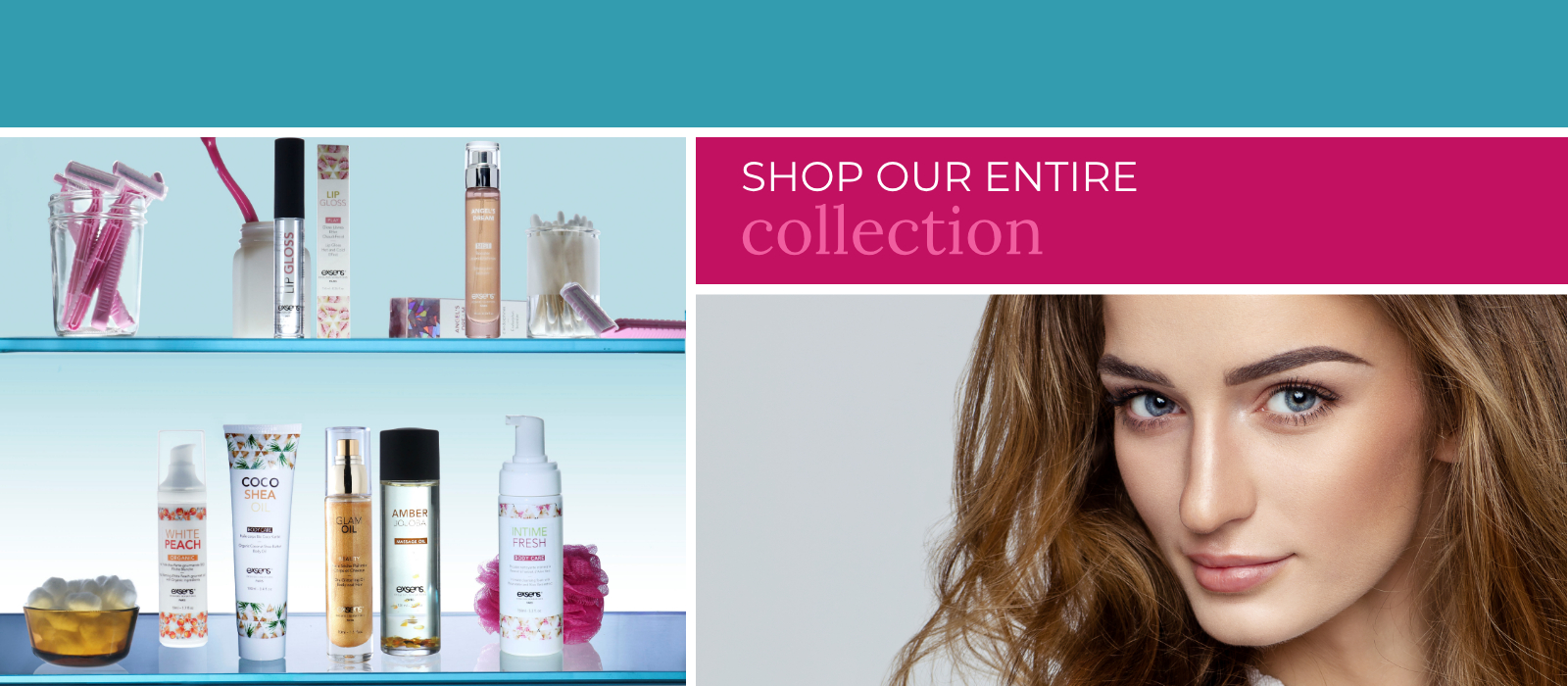 Shop EXSENS Vegan Paraben Free Body Care and Sexual Wellness Products