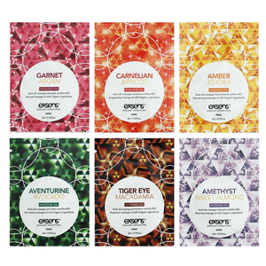 EXSENS Organic Crystal Massage Oil Sampler