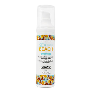 EXSENS Sex on the Beach Warming Intimate Massage Oil