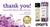 XBIZ Award - EXSENS Crystal Infused Massage Oil - Amethyst Sweet Almond