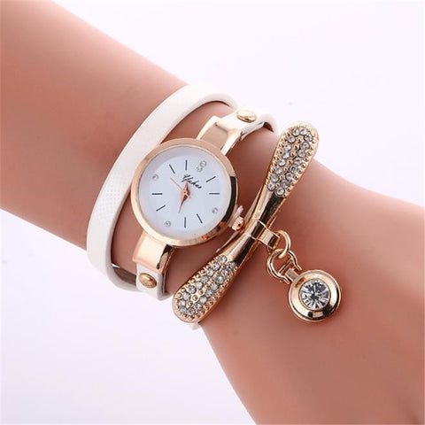 1pc Wathes Women 2020 Love Watch Fashion Bracelet Watch lote Women Metal Strap Watch reloj mujer relogio feminino часы женские