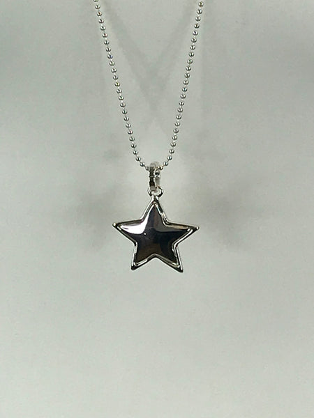 Lagenlook Mini Star  Necklace .Code N689