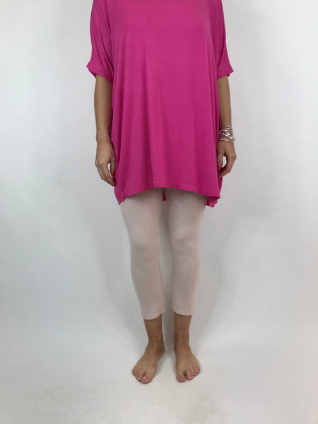 Lagenlook Leggings in Pink.code 5669