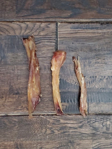 "Beef Achilles ""Tendon Chews"" in Bulk"