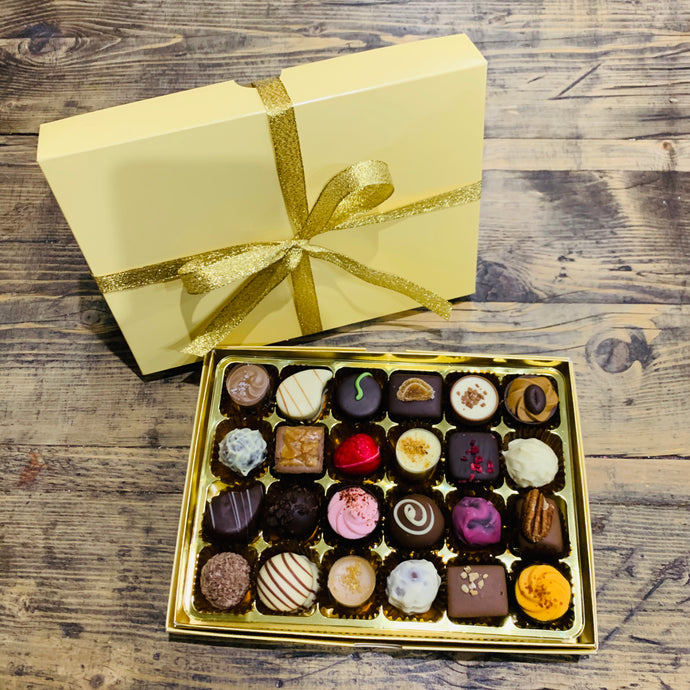 24 Luxury Belgian Chocolates