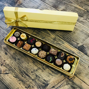 16 Luxury Belgian Chocolates