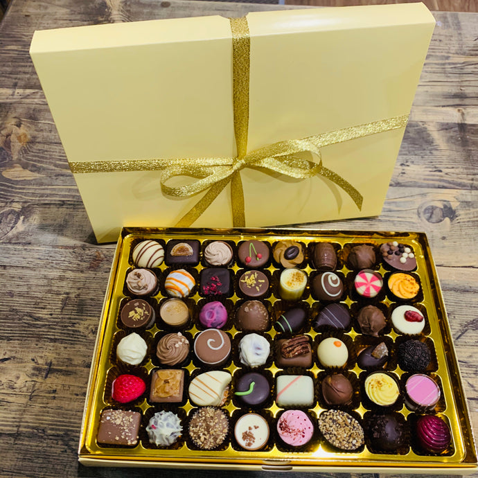 48 Luxury Belgian Chocolates