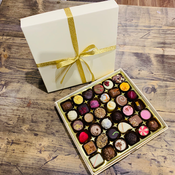 36 Luxury Belgian Chocolates