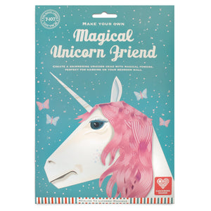 Make Your Own Magical Unicorn Head