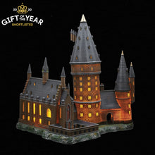Load image into Gallery viewer, Harry Potter Hogwarts Great Hall and Tower