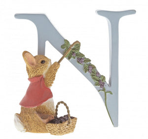 Peter Rabbit Alphabet Letters