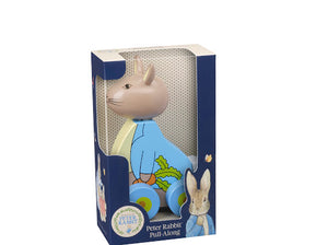 Orange Tree Peter Rabbit Pull Along