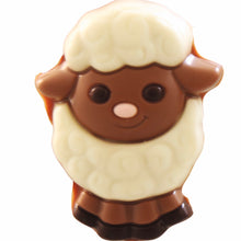 Load image into Gallery viewer, Luxury Chocolate Rosie the Lamb Lollipop