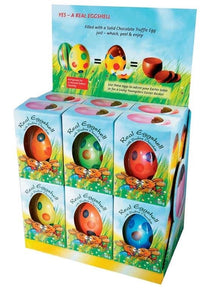 Real Egg Shell Praline Easter Eggs