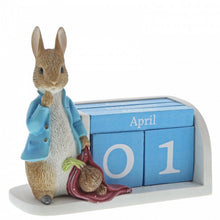 Load image into Gallery viewer, Peter Rabbit Perpetual Calendar