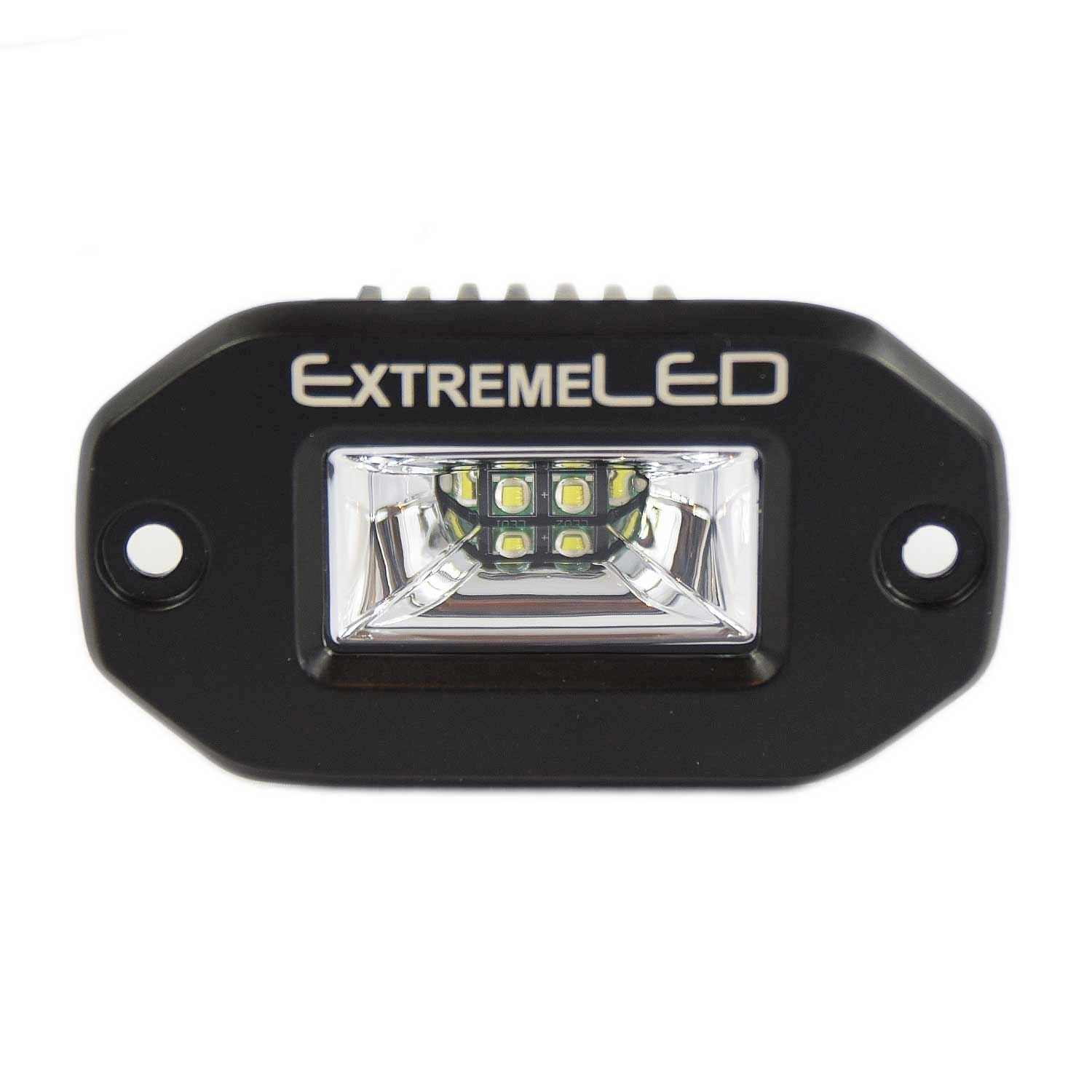 "Extreme LED 3"" Flush Mount LED Reverse Light Kit"