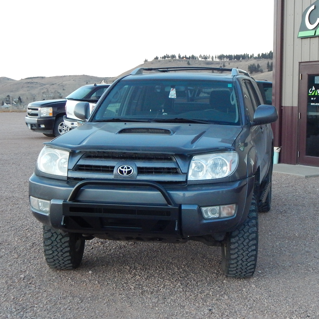4Runner Lo-Pro Winch Bumper / 4th Gen / 2003 - 2005