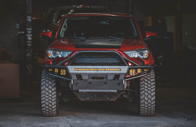 4Runner Hybrid Front Bumper / 5th Gen / 2014+