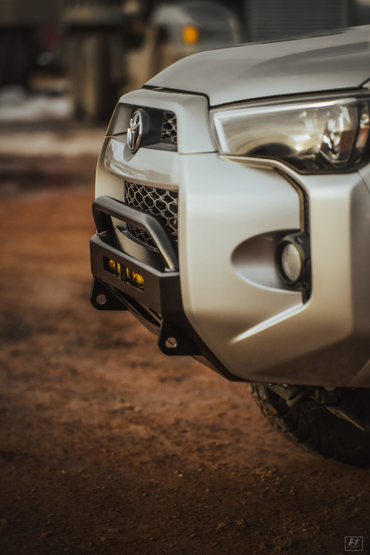4Runner Lo Pro Winch Bumper / 5th Gen / 2014+