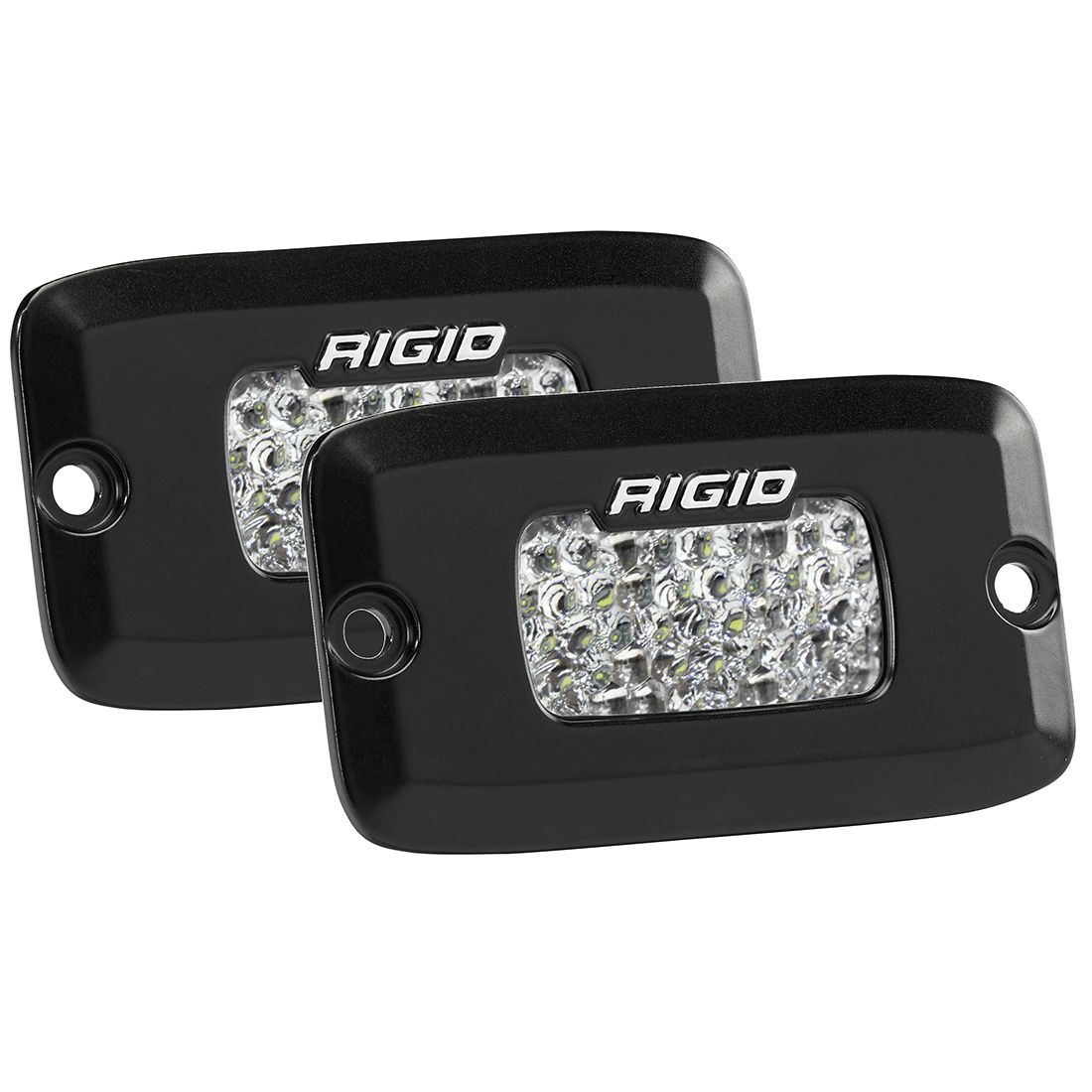 RIGID SR-M Series Pro Flood Diffused Backup Kit Flush Mount