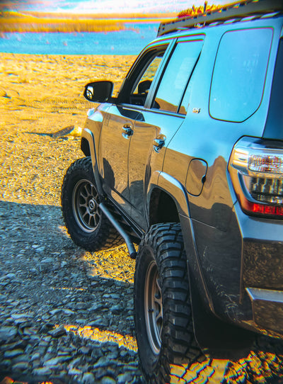 4Runner Rock Sliders / 5th Gen / 2010 - 2013