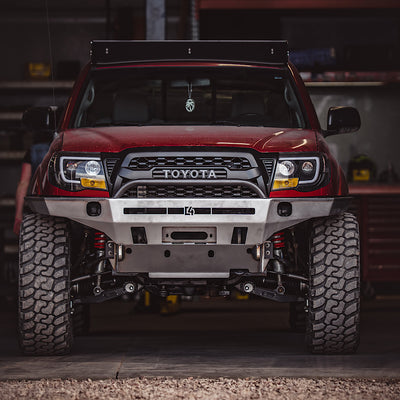 Tacoma Overland Series Front Bumper / 2nd Gen / 2005-2015