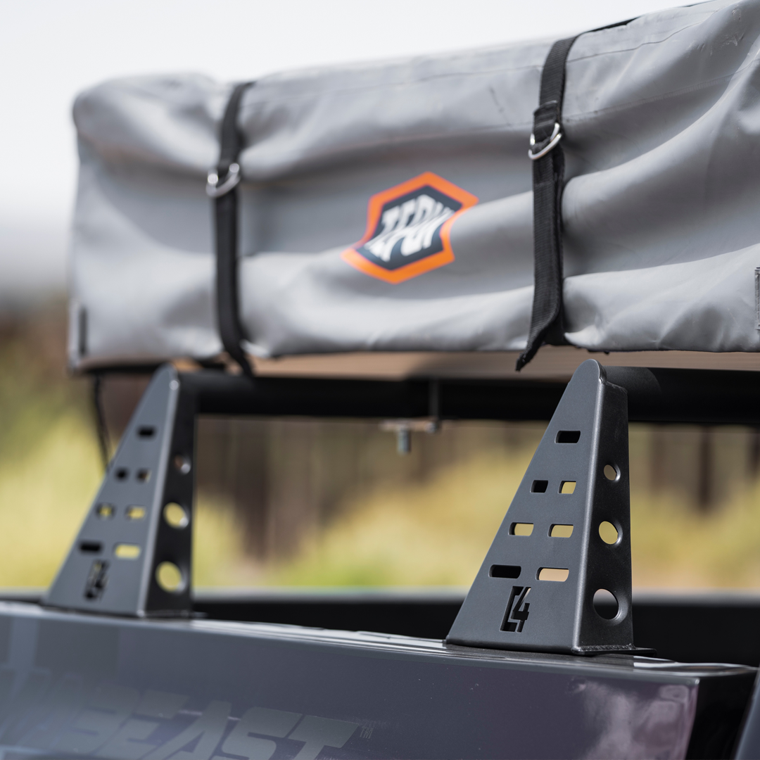 Tacoma Mid Height Bed Rack / 3rd Gen / 2016+
