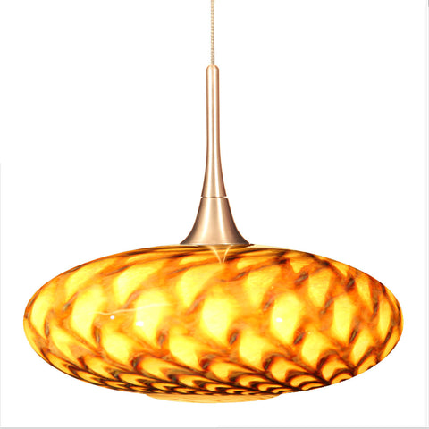 Large Pod Pendant Lamp