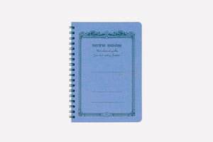 APICA CD15SN Wirebound Notebook - Lined