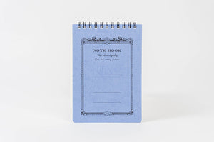 APICA CD16SN Wirebound Notepad - Lined