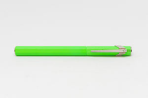 CARAN D'ACHE 849 Fountain Pen - Green