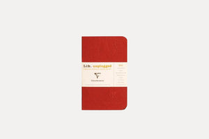 CLAIREFONTAINE Age Bag Life Unplugged Duo (A7) Notebook - Lined